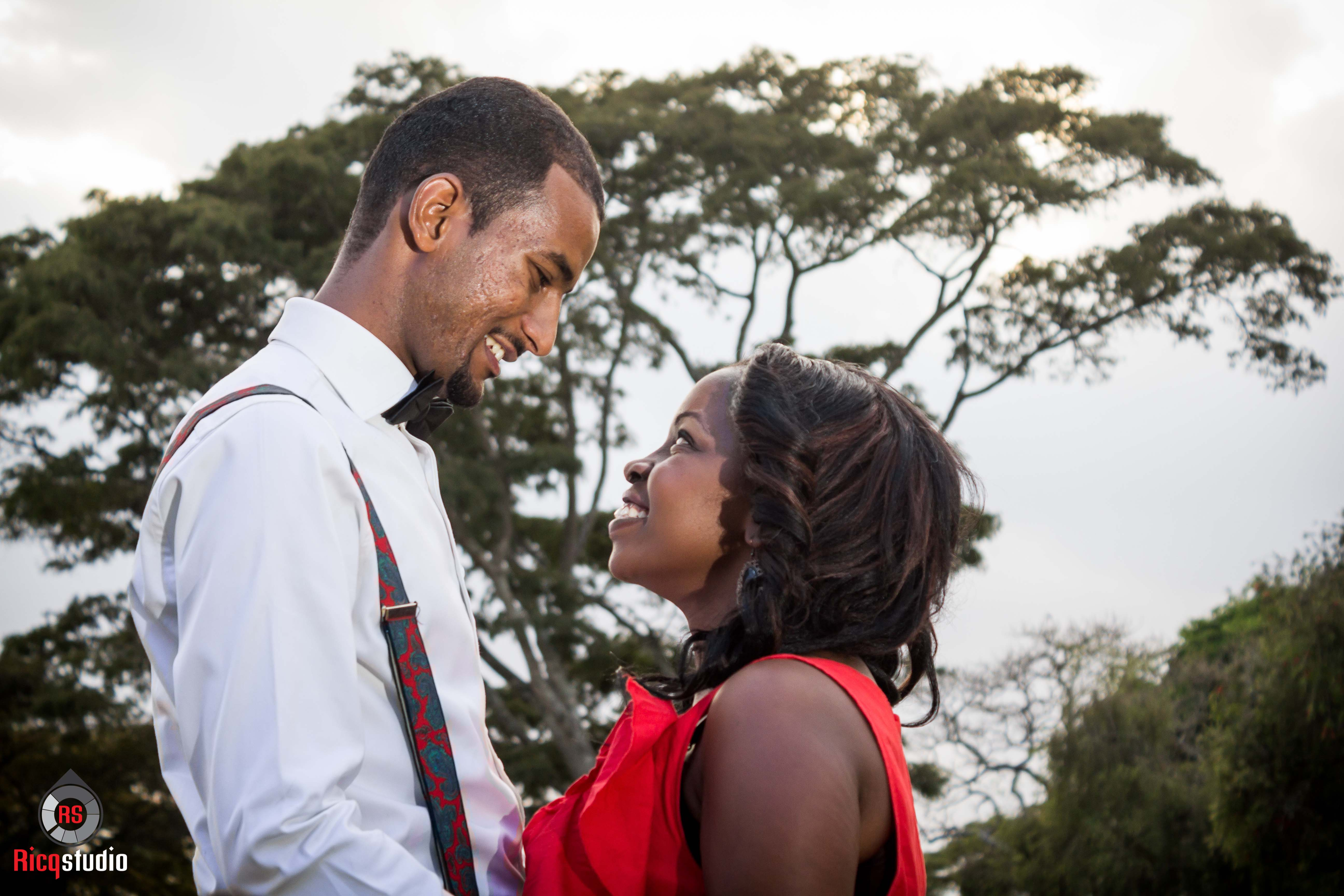 Kenya wedding and engagement shoot.