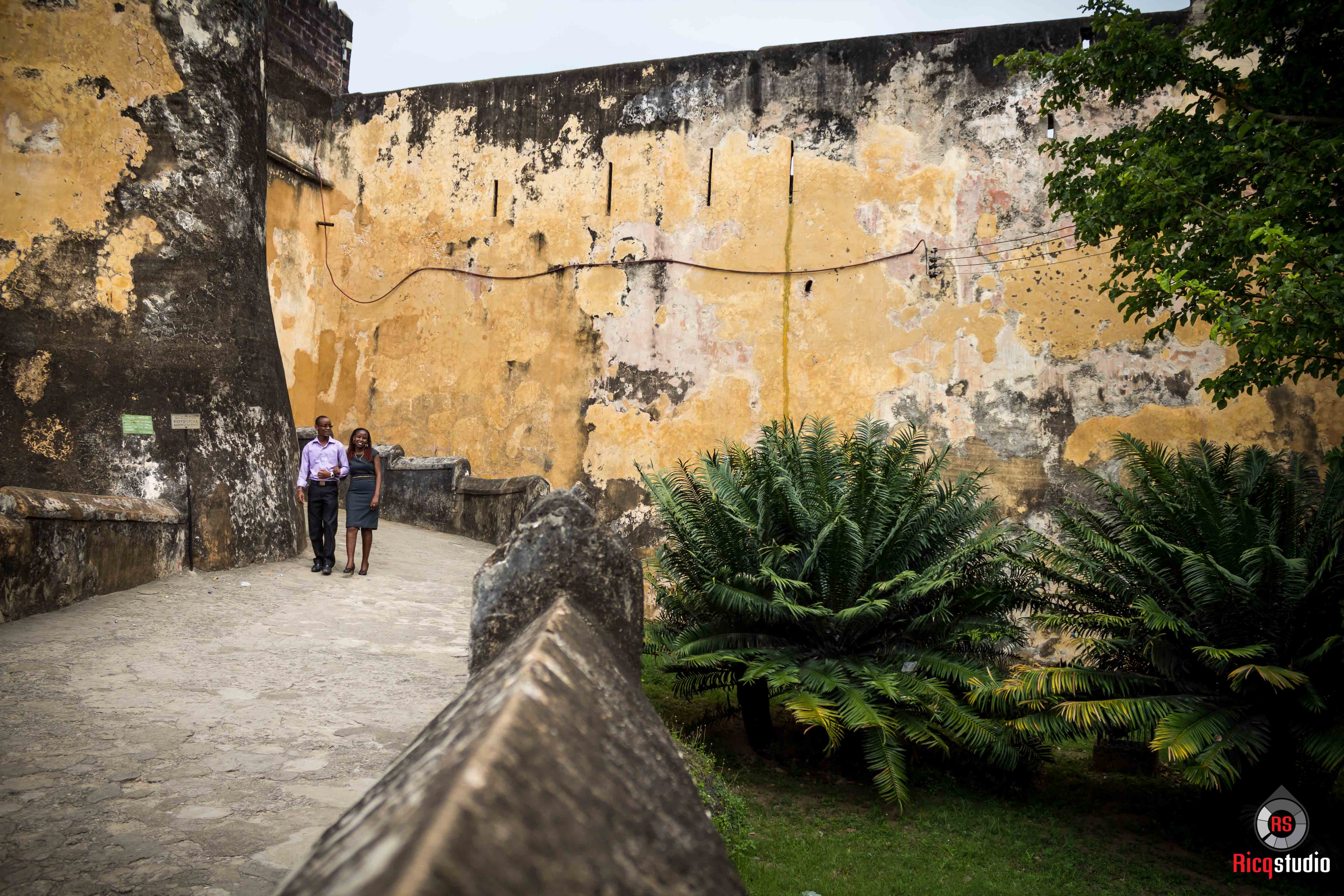 the historical Fort Jesus